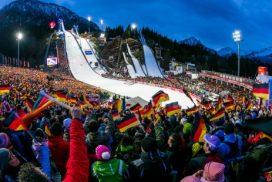 Unterstützung FIS Nordische Ski-WM 2021