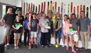 KEEP ON RACING! Werksführung bei VÖLKL-Ski in Straubing