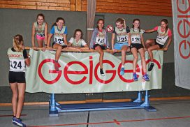 Gelungener Auftakt zum Geiger Cup der Langläufer