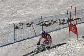 Deutscher Schüler Cup Alpin auf der Kandahar in Garmisch