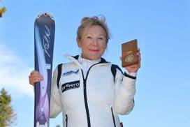 Allgäuer Skilegende Heidi Biebl holt vor 60 Jahren olympisches Gold ins Allgäu