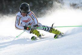 Allgäuer Alpine dominieren den Deutschen Schülercup beim Heimrennen am Oberjoch