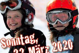 13. Internationales Pisten Bully Kinderskirennen