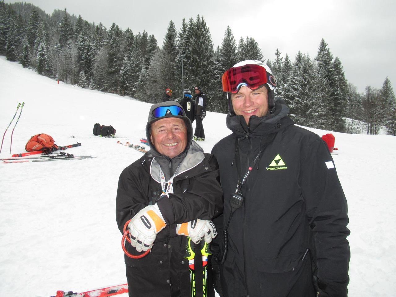 Alpin Trainer für die Saison 2020/2021