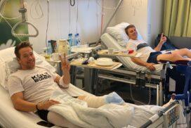 Auch Sebastian Holzmann schwer verletzt